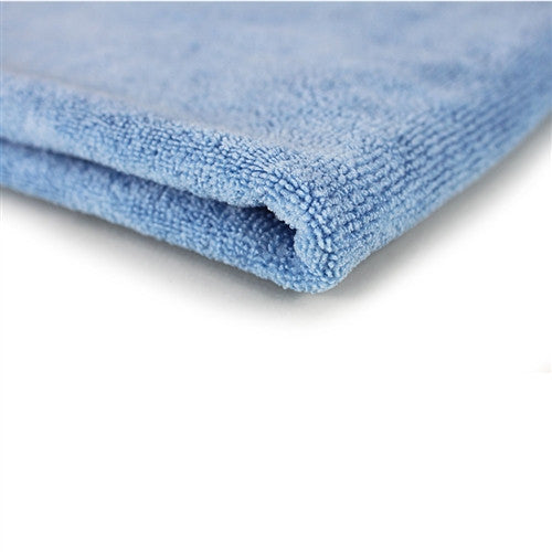 MICROFIBER TOWEL, BLUE 15