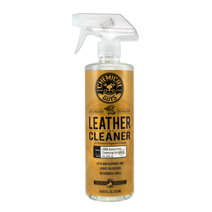 LEATHER CLEANER CLEANER