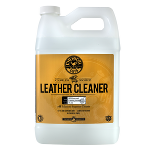 LEATHER CLEANER - Chemical Guys
