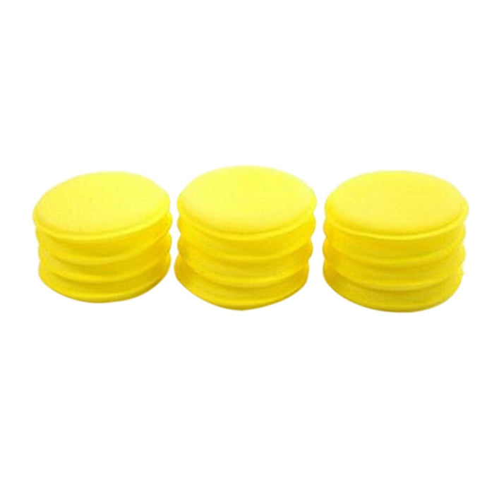 Yellow UFO APPLICATOR PADS - Chemical Guys WA
