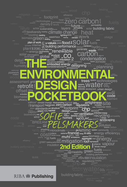 The Environmental Design Pocketbook (2nd Edition) (PDF)