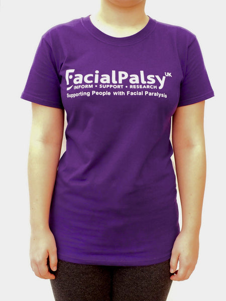 Facial Palsy UK T-shirt
