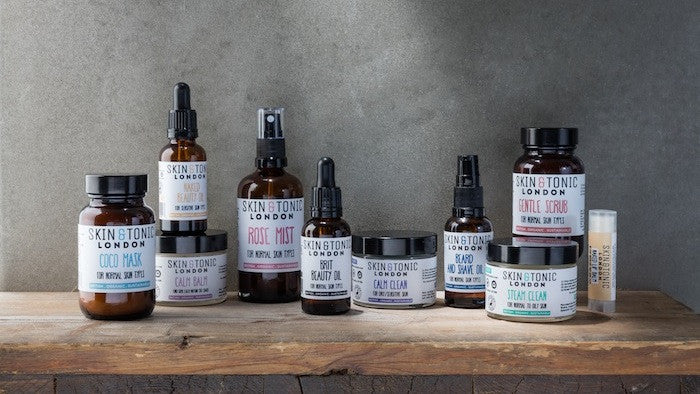 Skin & Tonic Banner | Dr. Koala Natural House