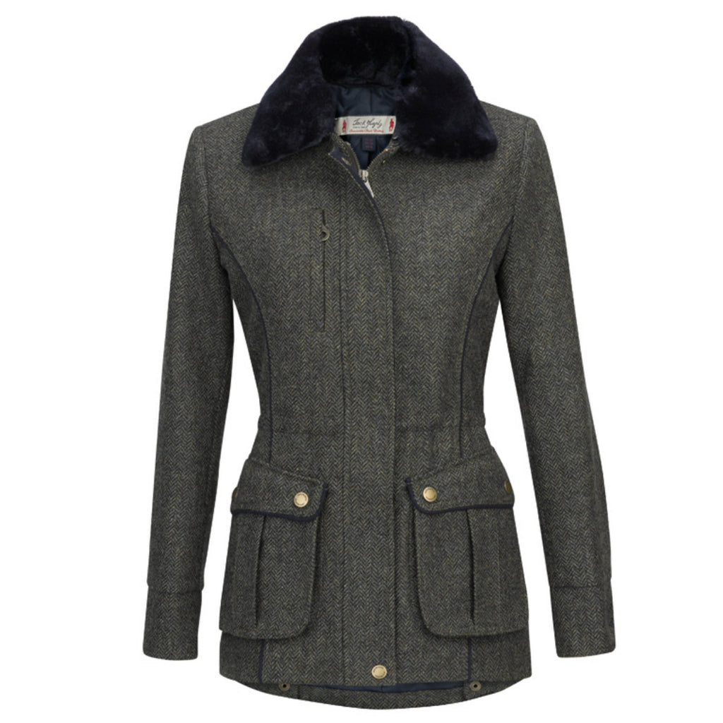 Jack Murphy Ashley Tweed Jacket