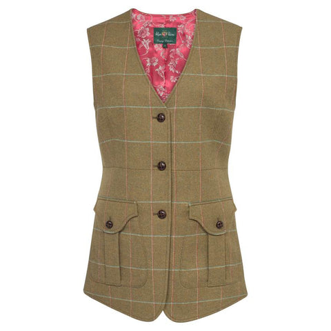 Alan Paine Compton Meadow Tweed Coat