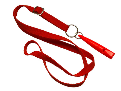 LANYARD & WHISTLE SETS