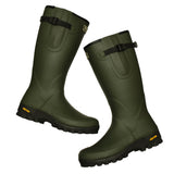 Hoggs of Fife Field Sport Neoprene-Lined Wellington Boots