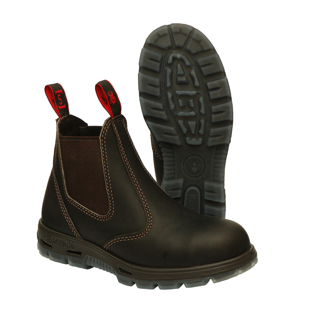 Redback Classic Boot - BROWN
