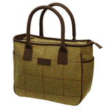 Heather Allegra British Tweed Tote Bag