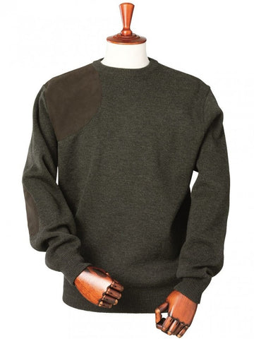 Laksen New England Jumper Green