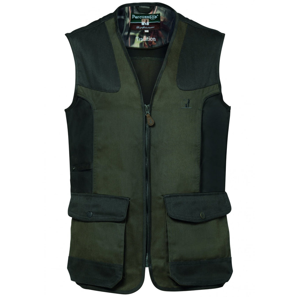 Percussion Tradition Embroidered Shooting Gilet
