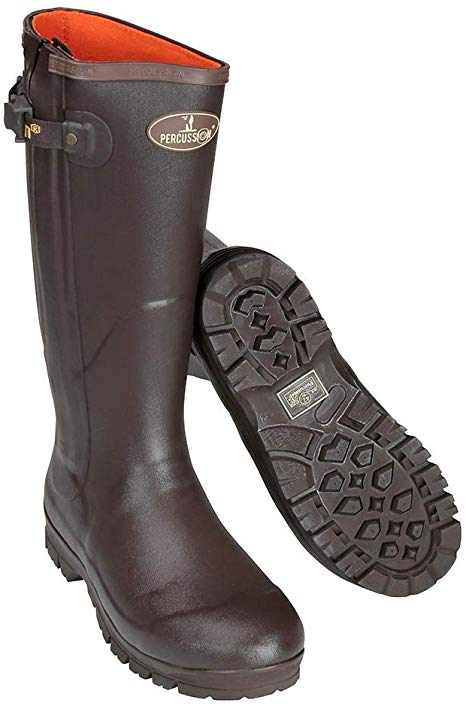 Percussion Rambouillet Full Zip Boots - 1745