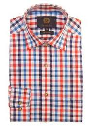 Viyella 198 Red Royal Shirt