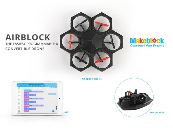 Makeblock Airblock Drone video