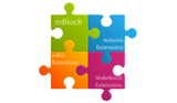 Makeblock mBlock extensions and open source