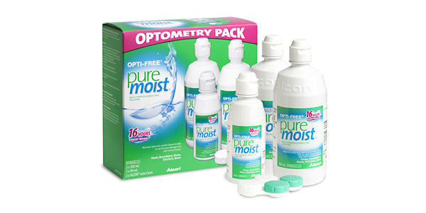 PureMoist Optifree Mulipurpose Solution Value Pack
