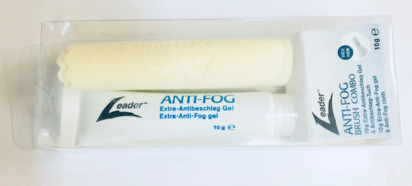 AntiFog gel for glasses