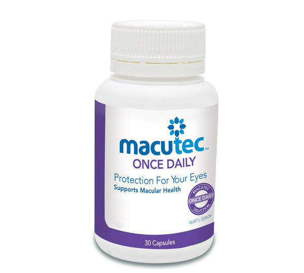 Macutec once daily (30 tablets)
