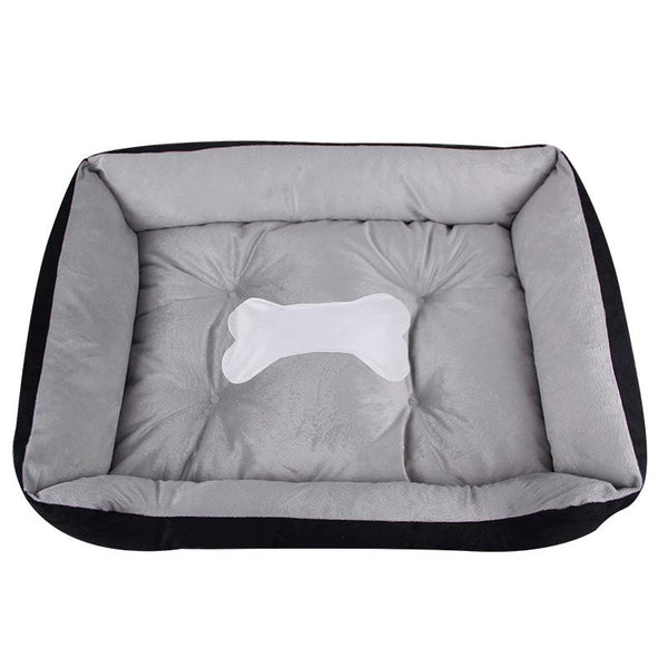 Byscoh Pet Bed for Small Breeds 20-inch by 16-inch