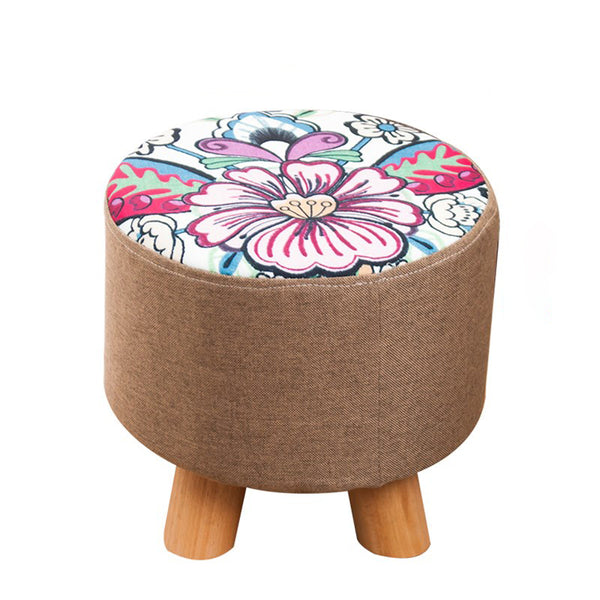 Nigovo Stool, Foot stool with Non-Skid Legs
