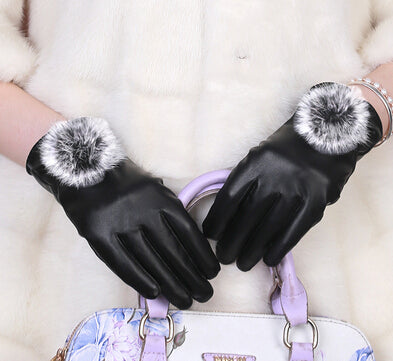 Kevitle Gloves Black