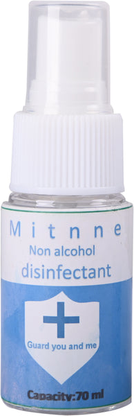 Mitnne Hand Sanitizer Disinfectant 70ml Travel Size Clean 99% of Dirty Stuff