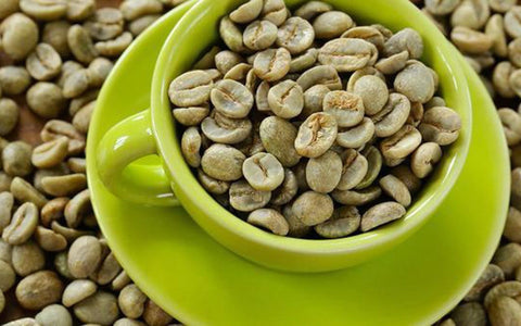 Coffee roaster, green coffee beans, raw coffee beans, unroasted coffee beans