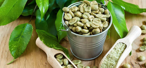 How To Make Green Coffee From Raw Coffee Beans Green Coffee Beans