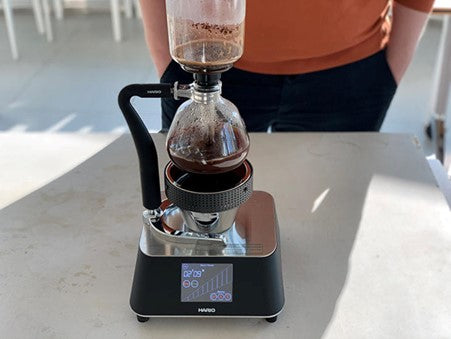 Siphon Coffee, Siphon, Ground Coffee, Specialty Coffee