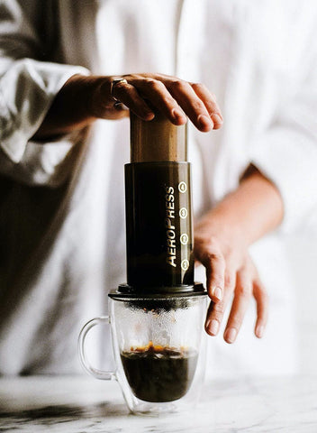 aeropress, aeropress coffee