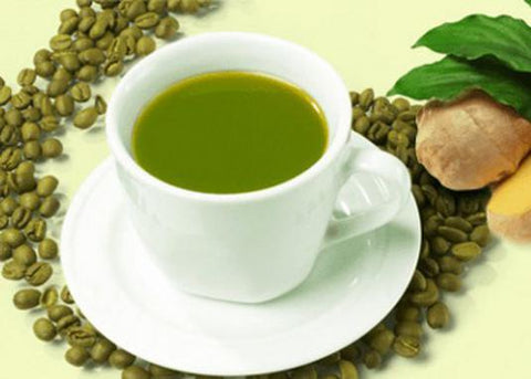 green coffee beans, raw coffee beans, unroasted coffee beans, green beans