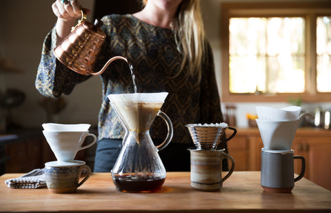 Pour over coffee, filter coffee, coffee blog, coffee news