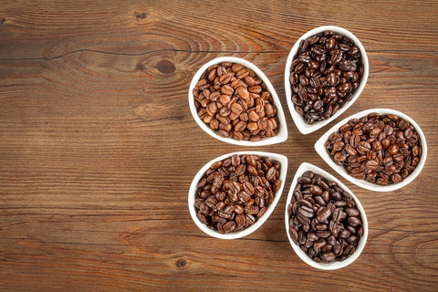 types of coffee, arabica coffee, gourmet coffee, types of coffee beans