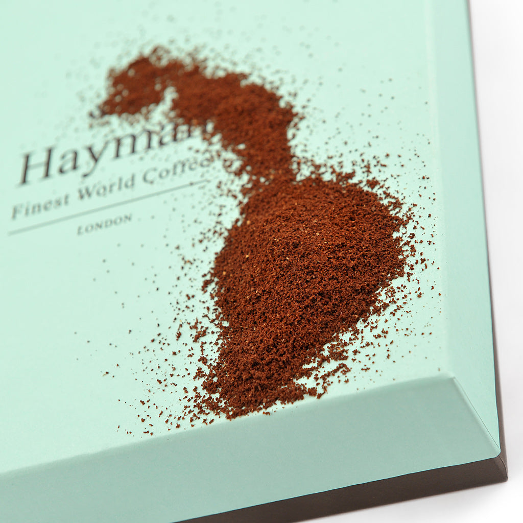 Hayman Fresh Specialty Coffee Beans Ground Coffee
