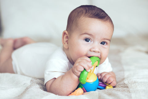 The Dangers of Exposing Your Baby to Plastic Toys