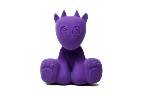 Lolo the Dragon, natural rubber teething toy