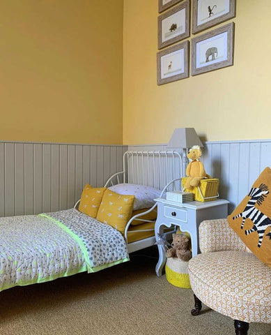 Willa and The Bear Blog | The Mama Diaries | Kit and Co Nursery Decor Tips