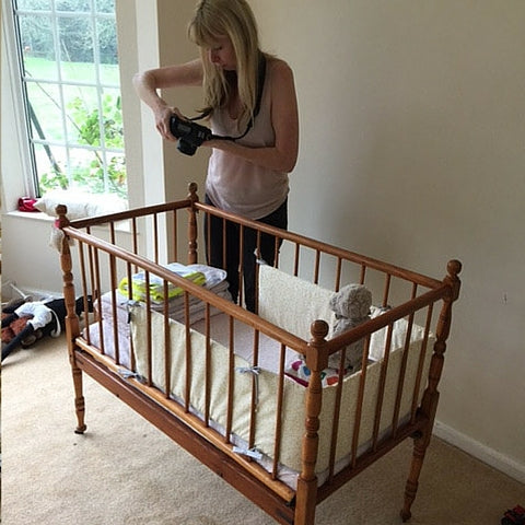 Cot bed styling