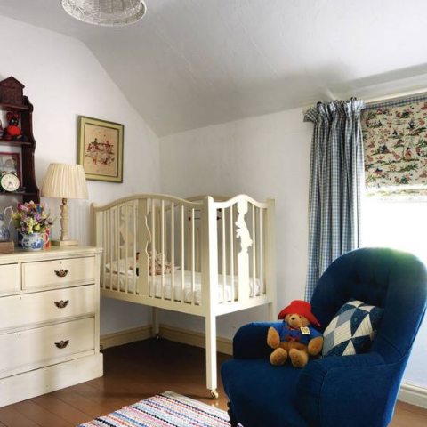 Alexandra Tolstoy's traditional Oxfordshire nursery