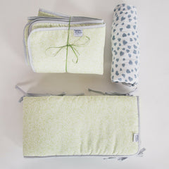 The Green Cot Bed Set