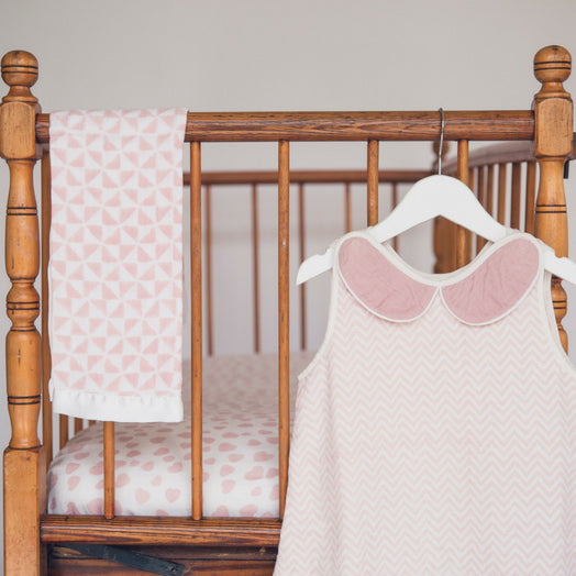 Baby Girl Sleep Set