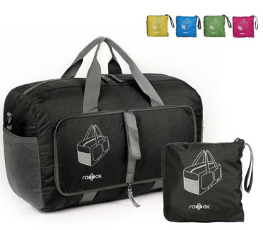 Raqpak Foldable Travel Duffel Bag