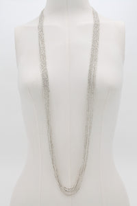 Moksha Ibiza long beaded - Mie-Style