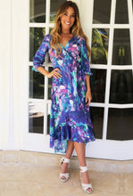 Load image into Gallery viewer, Sophia Alexia Midi Wrap Dress - Mie-Style