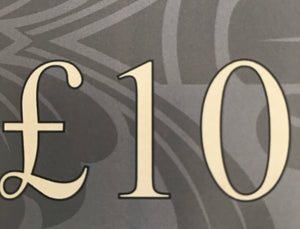 Gift voucher £10 - Mie-Style