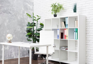 Home Office Wallpaper: 10 Wallpapers to Increase Your Productivity