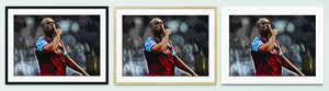 Aston Villa Football Framed Prints