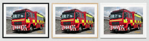 Emergency Services Framed Prints