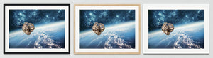 Framed Space Art