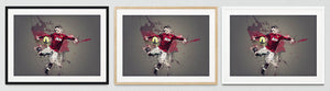Sport Framed Prints